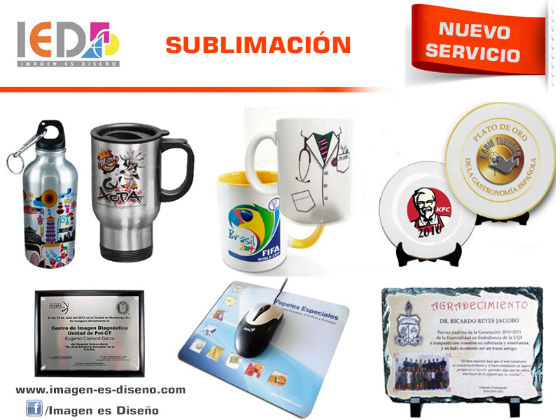 productos sublimados